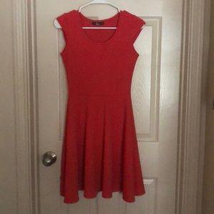 Scarlet Spring Dress